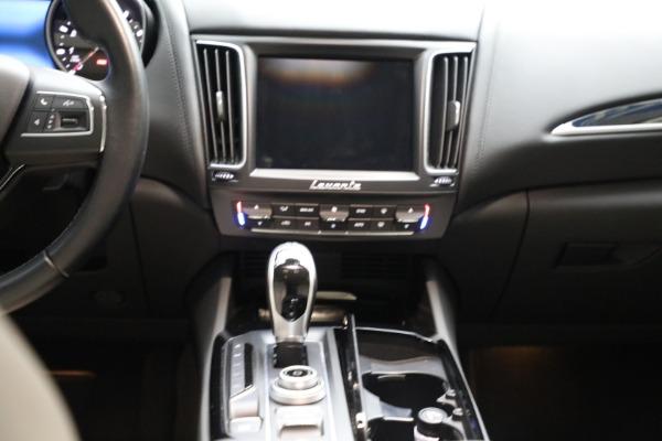 Used 2018 Maserati Levante for sale $57,900 at Alfa Romeo of Greenwich in Greenwich CT 06830 21
