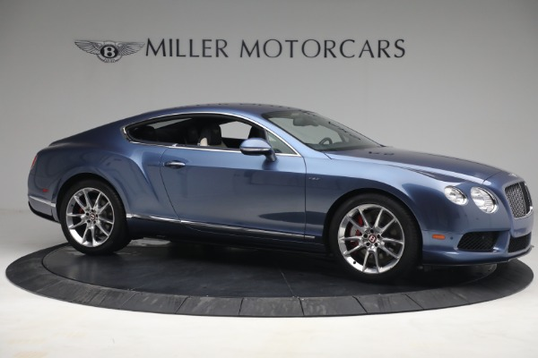 Used 2015 Bentley Continental GT V8 S for sale $119,900 at Alfa Romeo of Greenwich in Greenwich CT 06830 10