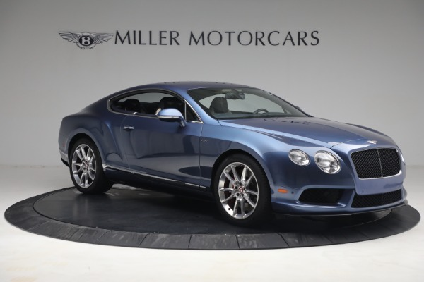 Used 2015 Bentley Continental GT V8 S for sale $119,900 at Alfa Romeo of Greenwich in Greenwich CT 06830 11