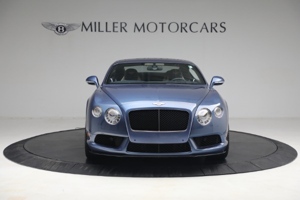 Used 2015 Bentley Continental GT V8 S for sale $119,900 at Alfa Romeo of Greenwich in Greenwich CT 06830 13