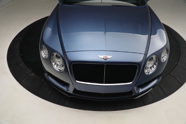 Used 2015 Bentley Continental GT V8 S for sale $119,900 at Alfa Romeo of Greenwich in Greenwich CT 06830 14