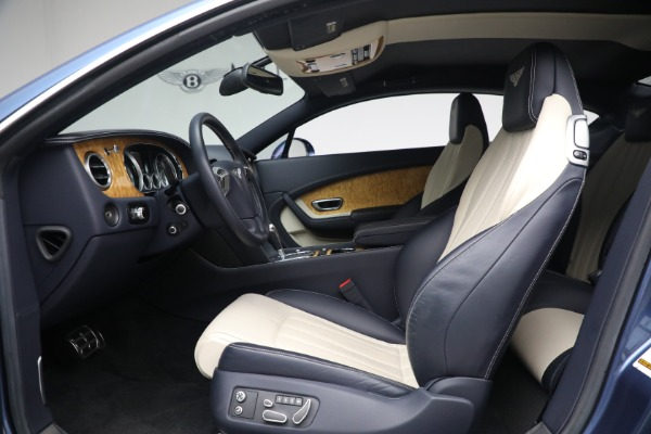 Used 2015 Bentley Continental GT V8 S for sale $119,900 at Alfa Romeo of Greenwich in Greenwich CT 06830 18