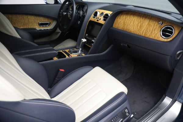 Used 2015 Bentley Continental GT V8 S for sale $119,900 at Alfa Romeo of Greenwich in Greenwich CT 06830 22