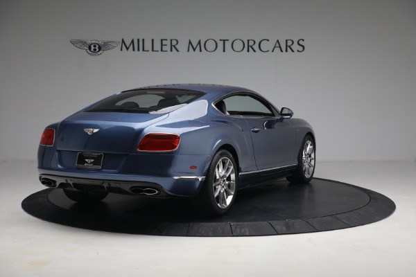 Used 2015 Bentley Continental GT V8 S for sale $119,900 at Alfa Romeo of Greenwich in Greenwich CT 06830 7