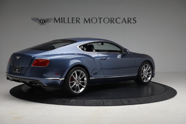 Used 2015 Bentley Continental GT V8 S for sale $119,900 at Alfa Romeo of Greenwich in Greenwich CT 06830 8
