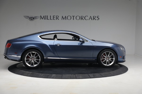 Used 2015 Bentley Continental GT V8 S for sale $119,900 at Alfa Romeo of Greenwich in Greenwich CT 06830 9