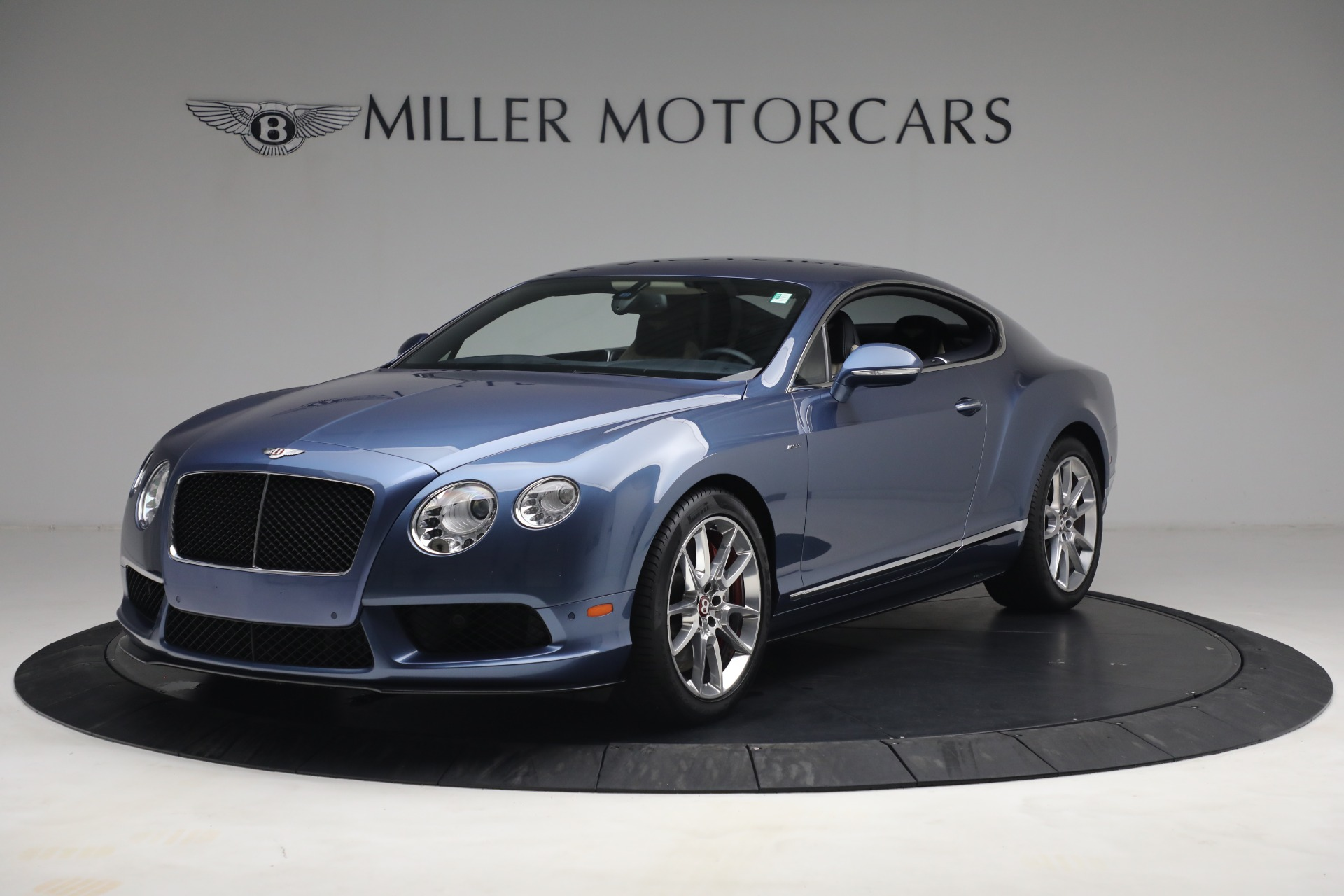 Used 2015 Bentley Continental GT V8 S for sale $119,900 at Alfa Romeo of Greenwich in Greenwich CT 06830 1
