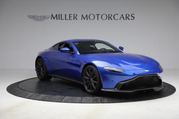 Used 2020 Aston Martin Vantage for sale $139,990 at Alfa Romeo of Greenwich in Greenwich CT 06830 11