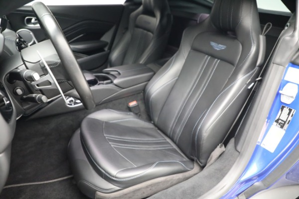 Used 2020 Aston Martin Vantage for sale $139,990 at Alfa Romeo of Greenwich in Greenwich CT 06830 14