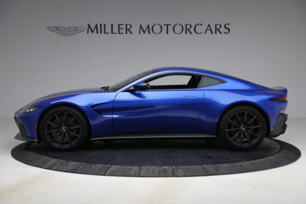 Used 2020 Aston Martin Vantage for sale $139,990 at Alfa Romeo of Greenwich in Greenwich CT 06830 2