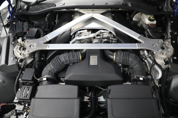 Used 2020 Aston Martin Vantage for sale $139,990 at Alfa Romeo of Greenwich in Greenwich CT 06830 21