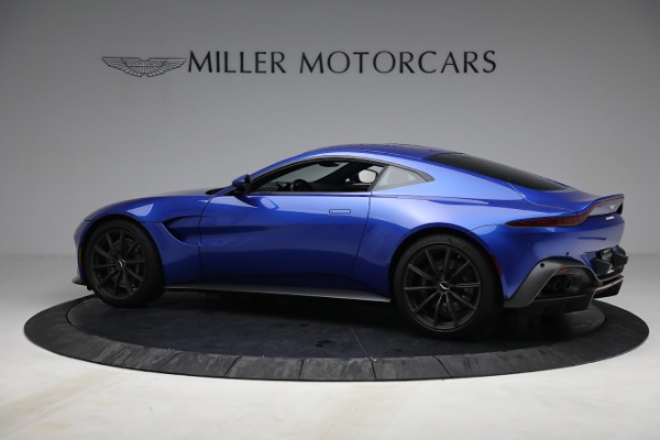 Used 2020 Aston Martin Vantage for sale $139,990 at Alfa Romeo of Greenwich in Greenwich CT 06830 3
