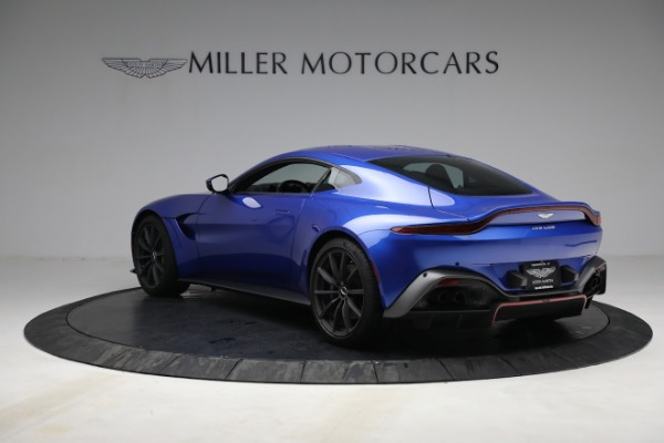 Used 2020 Aston Martin Vantage for sale $139,990 at Alfa Romeo of Greenwich in Greenwich CT 06830 4