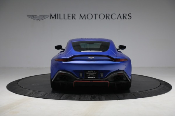 Used 2020 Aston Martin Vantage for sale $139,990 at Alfa Romeo of Greenwich in Greenwich CT 06830 5