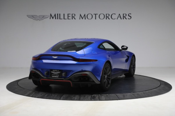 Used 2020 Aston Martin Vantage for sale $139,990 at Alfa Romeo of Greenwich in Greenwich CT 06830 6