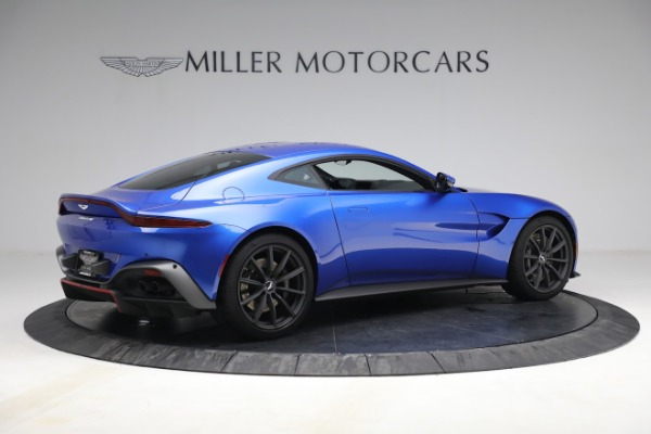 Used 2020 Aston Martin Vantage for sale $139,990 at Alfa Romeo of Greenwich in Greenwich CT 06830 7