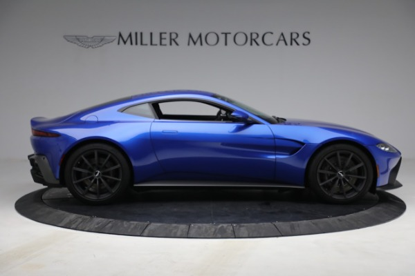 Used 2020 Aston Martin Vantage for sale $139,990 at Alfa Romeo of Greenwich in Greenwich CT 06830 8