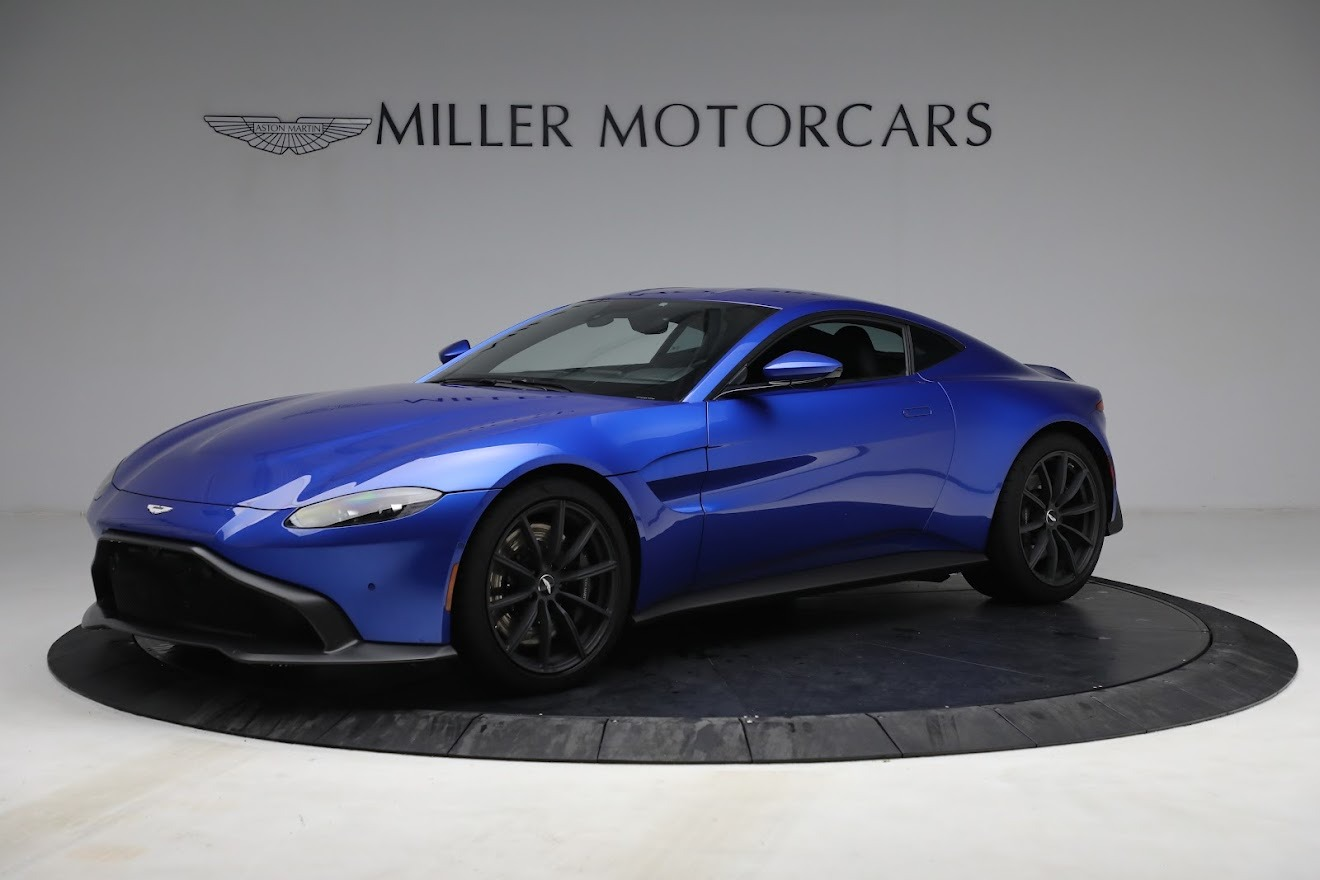 Used 2020 Aston Martin Vantage for sale $139,990 at Alfa Romeo of Greenwich in Greenwich CT 06830 1