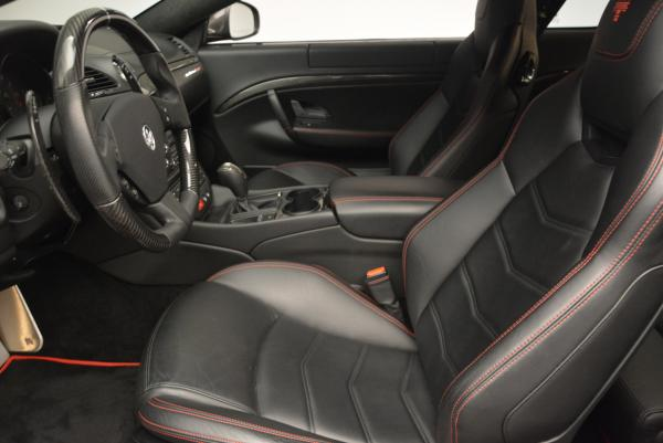 Used 2014 Maserati GranTurismo MC for sale Sold at Alfa Romeo of Greenwich in Greenwich CT 06830 17