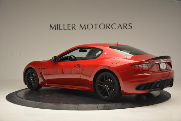 Used 2014 Maserati GranTurismo MC for sale Sold at Alfa Romeo of Greenwich in Greenwich CT 06830 4