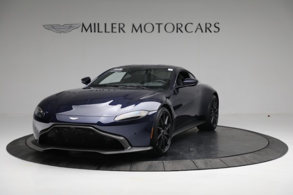 Used 2020 Aston Martin Vantage for sale $139,900 at Alfa Romeo of Greenwich in Greenwich CT 06830 12