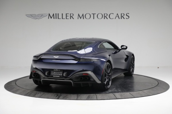 Used 2020 Aston Martin Vantage for sale $139,900 at Alfa Romeo of Greenwich in Greenwich CT 06830 6