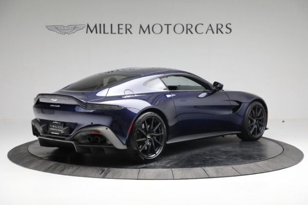 Used 2020 Aston Martin Vantage for sale $139,900 at Alfa Romeo of Greenwich in Greenwich CT 06830 7