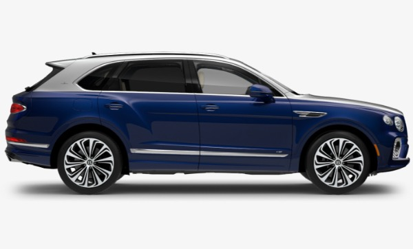 New 2022 Bentley Bentayga V8 First Edition for sale Call for price at Alfa Romeo of Greenwich in Greenwich CT 06830 2