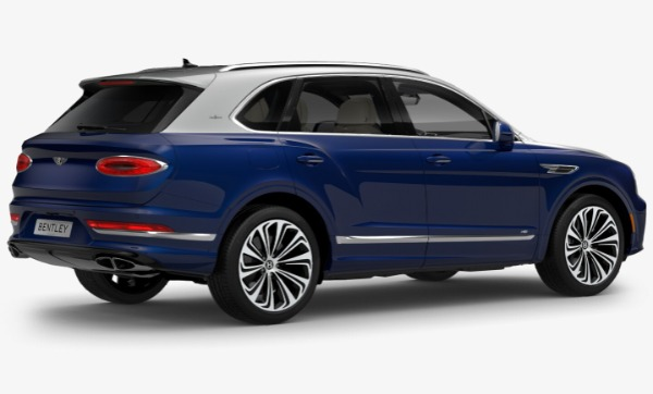 New 2022 Bentley Bentayga V8 First Edition for sale Call for price at Alfa Romeo of Greenwich in Greenwich CT 06830 3