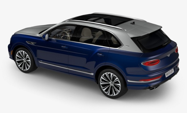 New 2022 Bentley Bentayga V8 First Edition for sale Call for price at Alfa Romeo of Greenwich in Greenwich CT 06830 4