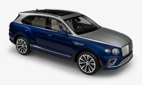 New 2022 Bentley Bentayga V8 First Edition for sale Call for price at Alfa Romeo of Greenwich in Greenwich CT 06830 5