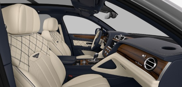 New 2022 Bentley Bentayga V8 First Edition for sale Call for price at Alfa Romeo of Greenwich in Greenwich CT 06830 7