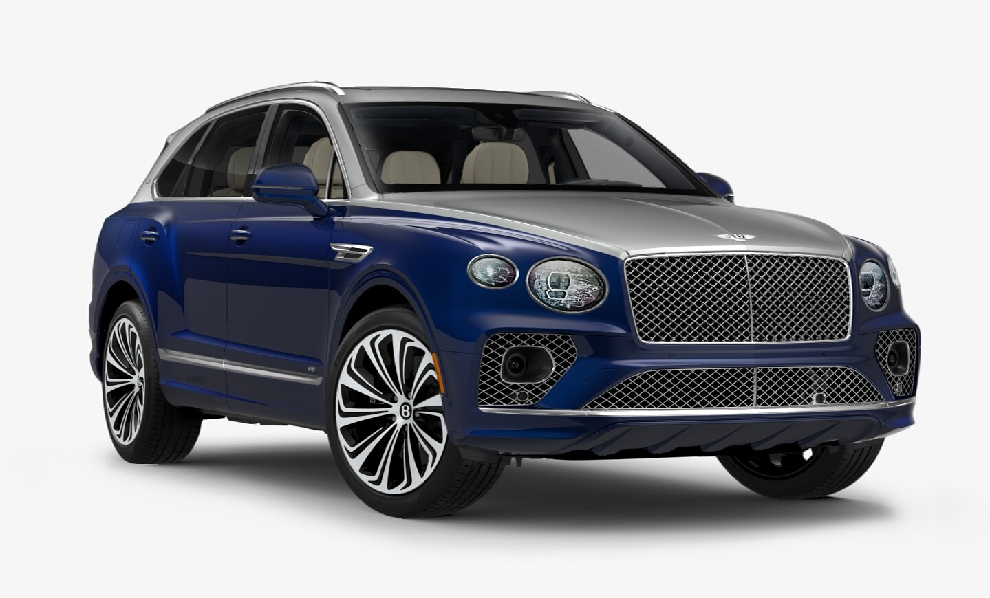 New 2022 Bentley Bentayga V8 First Edition for sale Call for price at Alfa Romeo of Greenwich in Greenwich CT 06830 1