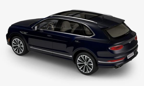 New 2022 Bentley Bentayga V8 for sale Call for price at Alfa Romeo of Greenwich in Greenwich CT 06830 4