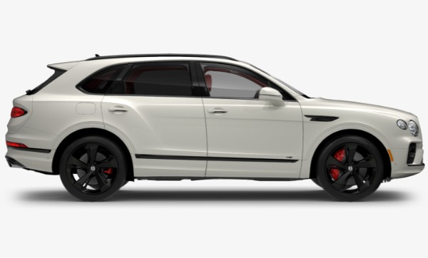 New 2022 Bentley Bentayga V8 for sale Call for price at Alfa Romeo of Greenwich in Greenwich CT 06830 2