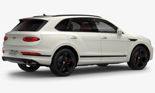 New 2022 Bentley Bentayga V8 for sale Call for price at Alfa Romeo of Greenwich in Greenwich CT 06830 3