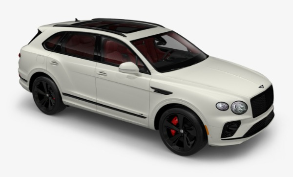 New 2022 Bentley Bentayga V8 for sale Call for price at Alfa Romeo of Greenwich in Greenwich CT 06830 5