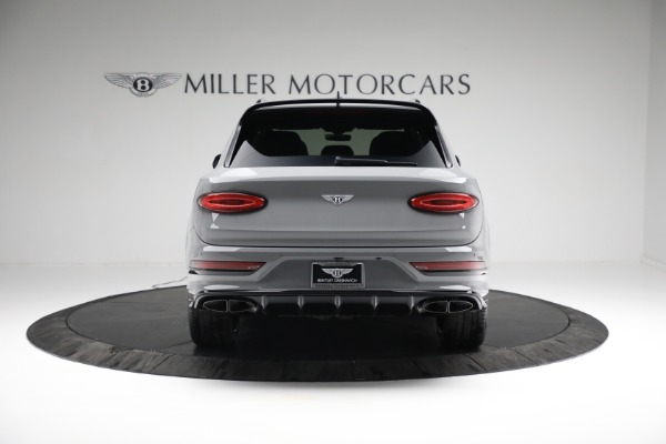 New 2022 Bentley Bentayga S for sale Call for price at Alfa Romeo of Greenwich in Greenwich CT 06830 4