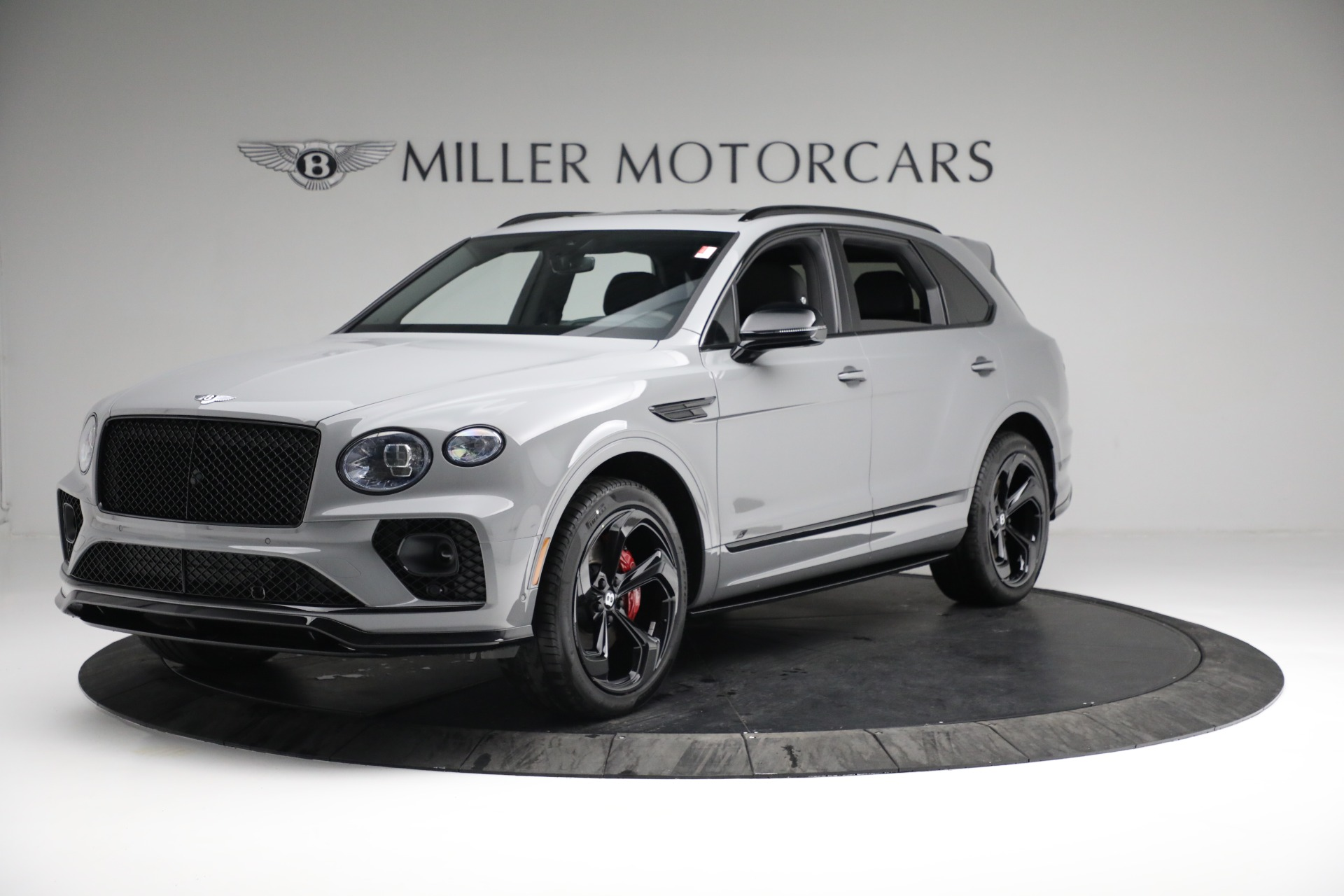 New 2022 Bentley Bentayga S for sale Call for price at Alfa Romeo of Greenwich in Greenwich CT 06830 1