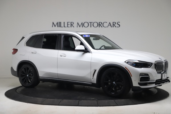 Used 2020 BMW X5 xDrive40i for sale $61,900 at Alfa Romeo of Greenwich in Greenwich CT 06830 10
