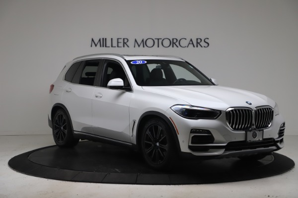 Used 2020 BMW X5 xDrive40i for sale $61,900 at Alfa Romeo of Greenwich in Greenwich CT 06830 11