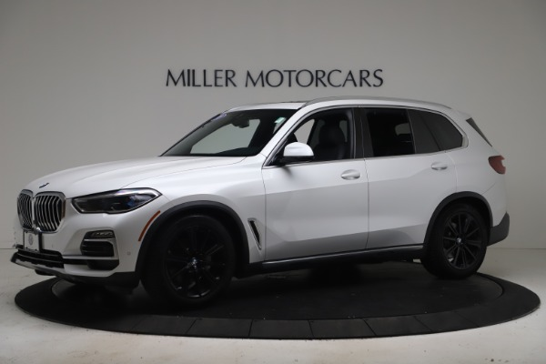Used 2020 BMW X5 xDrive40i for sale $61,900 at Alfa Romeo of Greenwich in Greenwich CT 06830 2