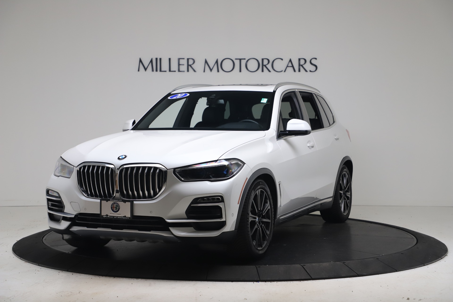 Used 2020 BMW X5 xDrive40i for sale $61,900 at Alfa Romeo of Greenwich in Greenwich CT 06830 1