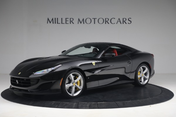 Used 2019 Ferrari Portofino for sale $245,900 at Alfa Romeo of Greenwich in Greenwich CT 06830 14