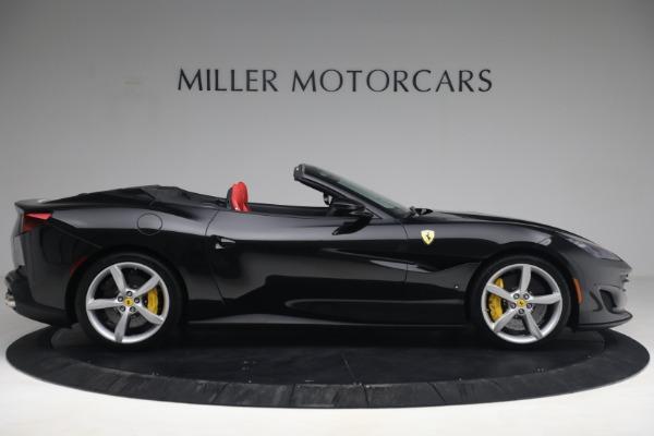 Used 2019 Ferrari Portofino for sale $245,900 at Alfa Romeo of Greenwich in Greenwich CT 06830 9