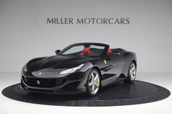Used 2019 Ferrari Portofino for sale $245,900 at Alfa Romeo of Greenwich in Greenwich CT 06830 1