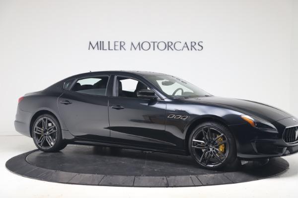 New 2022 Maserati Quattroporte Modena Q4 for sale $131,195 at Alfa Romeo of Greenwich in Greenwich CT 06830 10