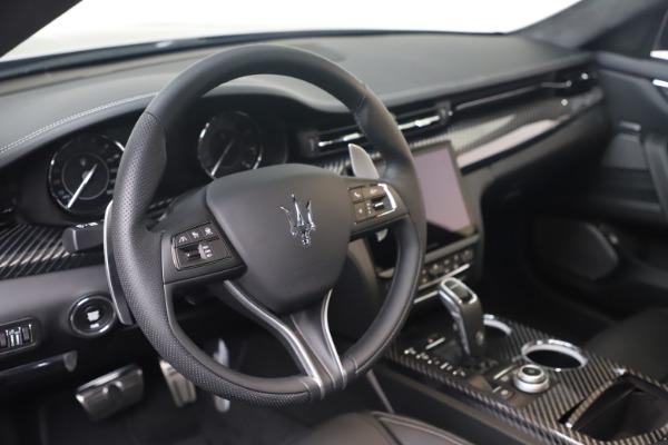 New 2022 Maserati Quattroporte Modena Q4 for sale $131,195 at Alfa Romeo of Greenwich in Greenwich CT 06830 13