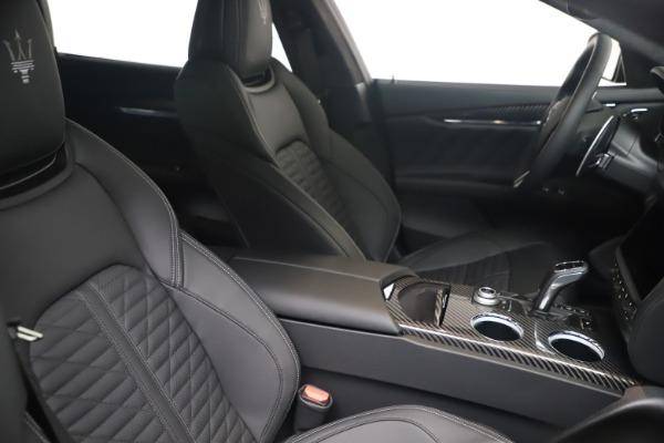 New 2022 Maserati Quattroporte Modena Q4 for sale $131,195 at Alfa Romeo of Greenwich in Greenwich CT 06830 19