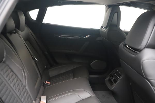 New 2022 Maserati Quattroporte Modena Q4 for sale $131,195 at Alfa Romeo of Greenwich in Greenwich CT 06830 21